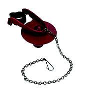 Fluidmaster Red Flapper & chain