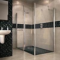 Aquadry Shower End panel (H)2015mm (W)700mm