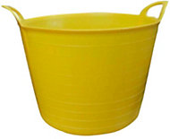 Large Yellow Flexi tub