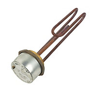 Tesla Copper Immersion Heater Element