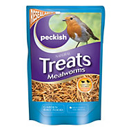 Peckish Natural Treats Mealworms 175g