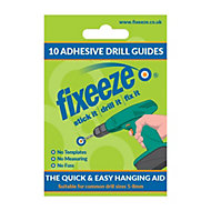 Fixeeze EVA Foam Drill markers, Pack of 10