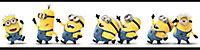 Minions Multicolour Border