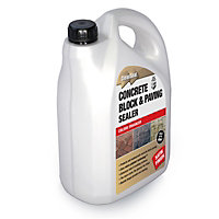 Clean Seal Concrete Block & Clear Paving Sealer 4000 ml