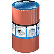 Roof pro Terracotta Flashing tape (L)3m (W)250mm