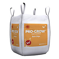 Veolia Pro-Grow Bark chippings 1000L Bulk bag