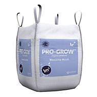 Veolia Pro-Grow Woodchip mulch 1000L Bulk bag