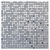Abu dhabi Metal Mosaic tile, (L)300mm (W)300mm