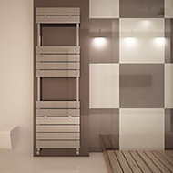 Carisa Monza Towel warmer (H)1590mm (W)500mm