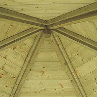 Shire Timber Arbour