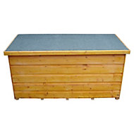 Shire Wooden Garden storage box 4x2