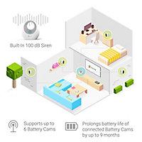 Ezviz Built-in Siren CS-W2D-EUP Room control hub