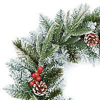 50cm New Jersey Wreath