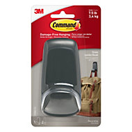 Command Slate Plastic Jumbo hook