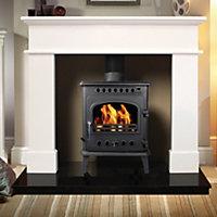 Breeze Black 6kW Solid fuel stove