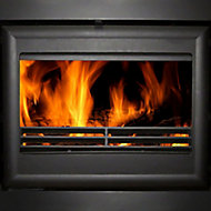 Hothouse Black Solid fuel Stove