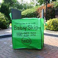 Babyskip Green Rubble bag (H)60 cm (W)5 cm (L)50 cm
