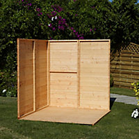 Shire 5x5 Croft Wooden Playhouse - Assembly service included