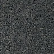 Colours Grey Carpet tile, (L)50cm