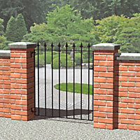 Blooma Steel Spear top Gate, (H)0.93m (W)0.77m