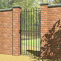 Blooma Steel Ball top Gate, (H)1.8m (W)0.81m