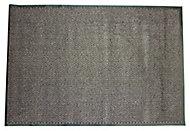 Diall Beige Polypropylene Door mat (L)0.8m (W)0.5m