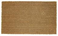 Diall Natural Coir Door mat (L)700mm (W)400mm