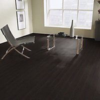 Colours Nobile Natural Wenge wood effect Laminate flooring, 2.24m² Pack