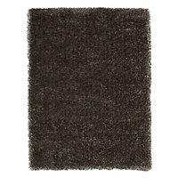 Colours Harpur Grey Rug (L)2.3m (W)1.6m