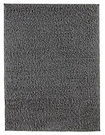 Colours Kala Grey Rug (L)1.2m (W)0.6m