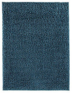 Colours Kala Plain Teal Rug (L)1.2m (W)0.6m