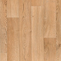 Colours Kade Brown Oak effect Vinyl flooring, 6m²