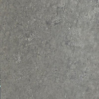 Colours Rufus Grey Stone effect Self adhesive Vinyl tile, 1m² Pack