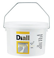 Diall Coving adhesive & filler 2500ml