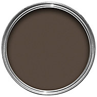 Colours Conker Gloss Metal & wood paint 0.75L