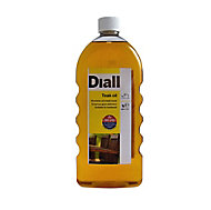 Diall Teak Wood oil, 1L