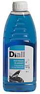 Diall Anti-freeze & coolant, 1L Bottle
