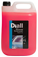 Diall Red 5L Advanced screenwash