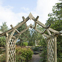 Blooma Softwood Apex top Arch