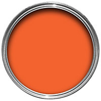 Colours Premium Pumpkin Matt Emulsion paint 2.5L