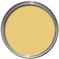 Colours One coat Summer yellow Gloss Wood & metal paint 0.75L