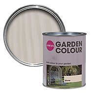 Colours Garden Stone Matt Wood stain, 0.75L