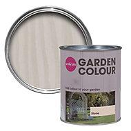 Colours Garden Stone Matt Woodstain 0.75L