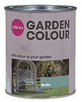 Colours Garden Baltic Matt Wood stain, 0.75L