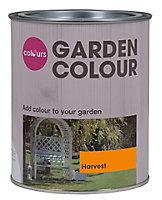 Colours Garden Harvest Matt Wood stain, 0.75L