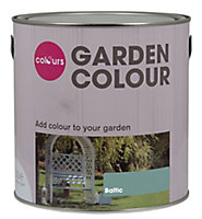 Colours Garden Baltic Matt Wood paint