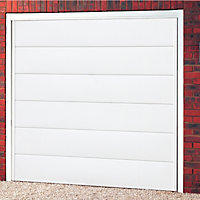 Hampshire Retractable Garage door, (H)2134mm (W)2286mm