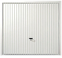 Virginia Retractable Garage door, (H)2134mm (W)2438mm