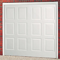 Dakota Retractable Garage door, (H)2134mm (W)2286mm
