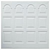 Michigan Georgian Retractable Garage door, (H)1981mm (W)2134mm